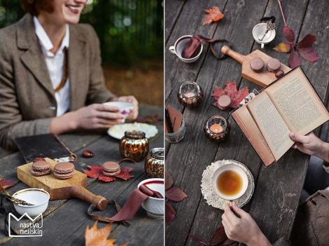Autumn in Prague by Nastya Meliskin