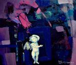 94. FORGIVENESS 1 year 2013, cm. 50 x 60