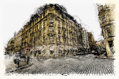 Acrylic Prague