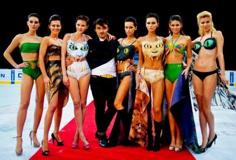 Marko and his super ladies